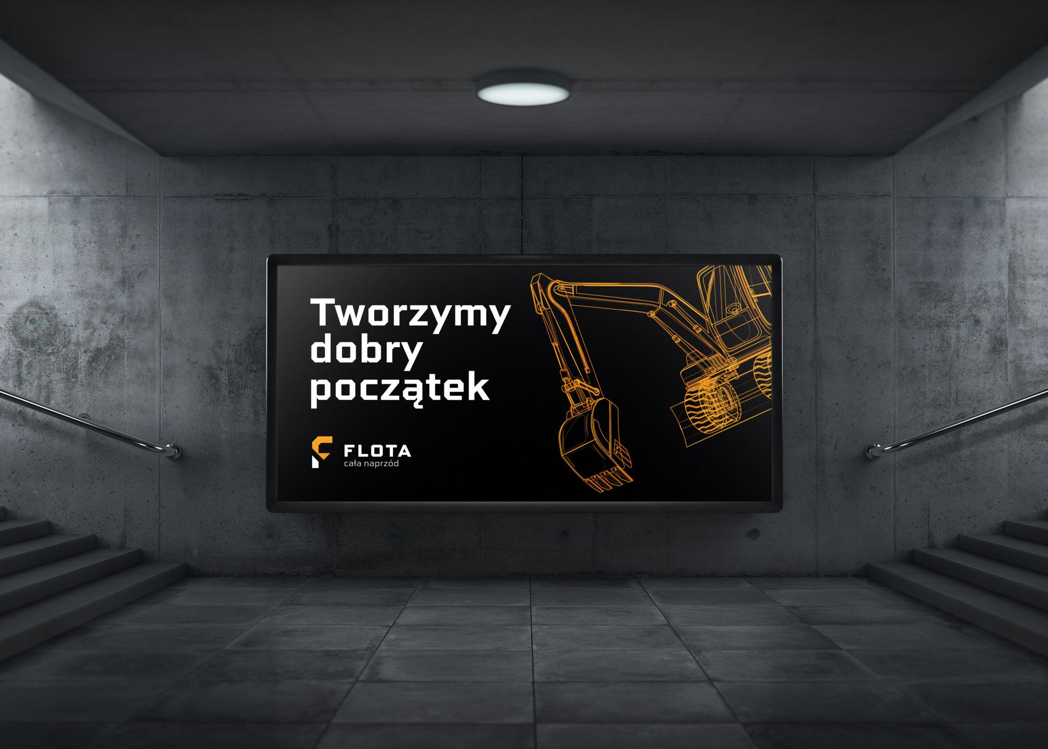 Wizualizacja Billboardu Floty