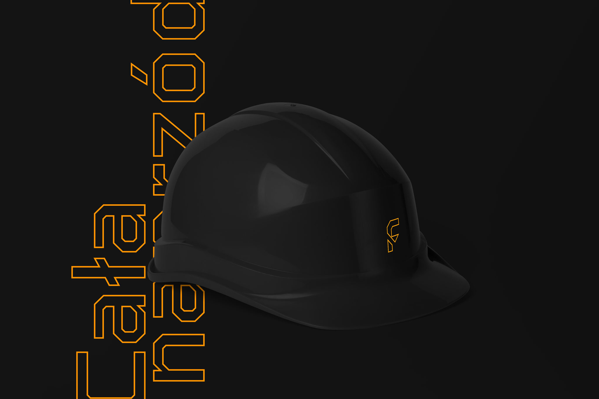 Projekt logo na kasku - Flota
