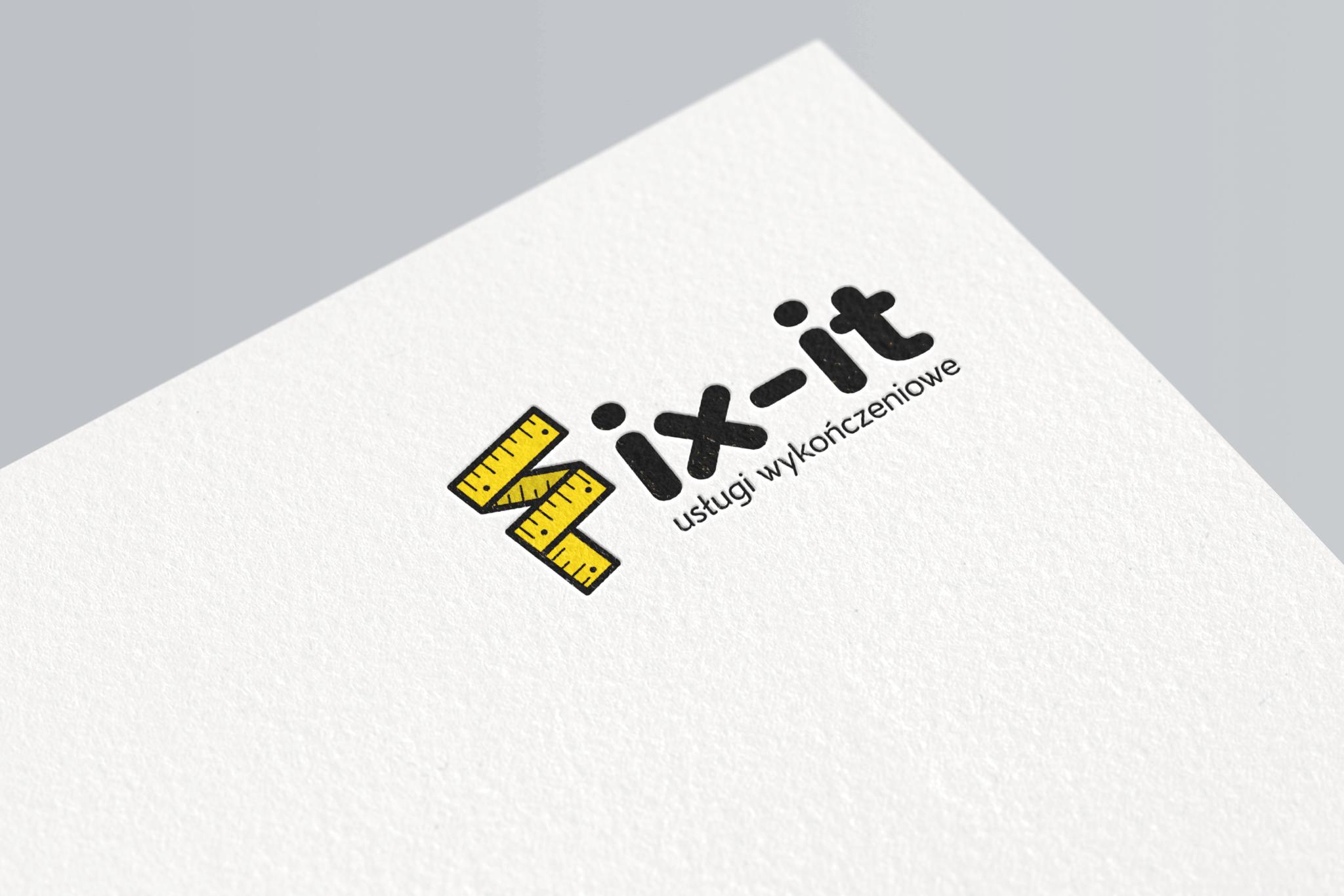 Logo Wizualizacja Fix-it