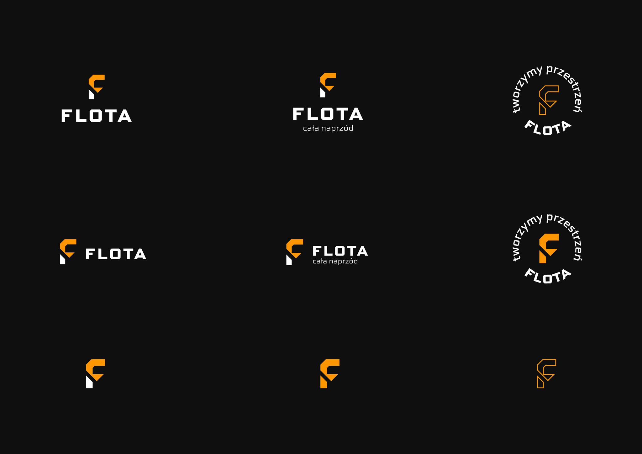 Logotypy Flota