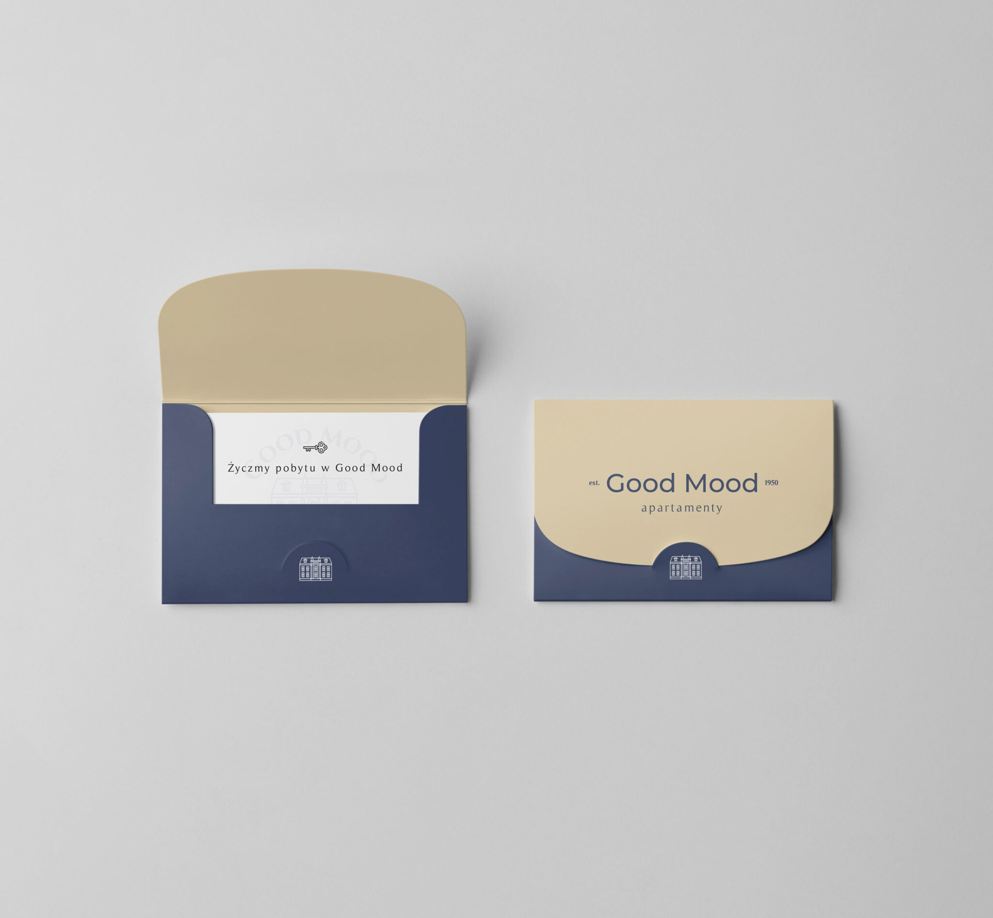 Branding Good Mood - Karty